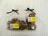 しょうゆクッキー 小150円 大250円